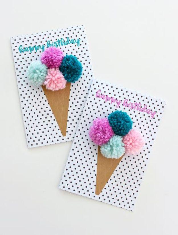 30 Handmade Birthday Card Ideas Creative Birthday Cards
