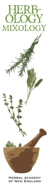Learn Herbalism from Herbal Academy of New England. Online certification for distance learners.