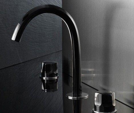 Glass Bath Faucet from Fantini - Venice (