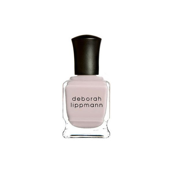Deborah Lippmann Sheer Nail Polish ($18) ❤ liked on Polyvore featuring beauty products, nail care, nail polish, like dreamers do, deborah lippmann nail color, deborah lippmann, deborah lippmann nail polish and deborah lippmann nail lacquer
