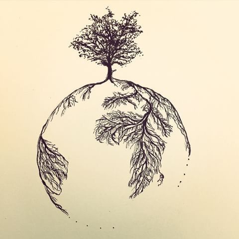 Love this tat design but where would I put it? Hmmm