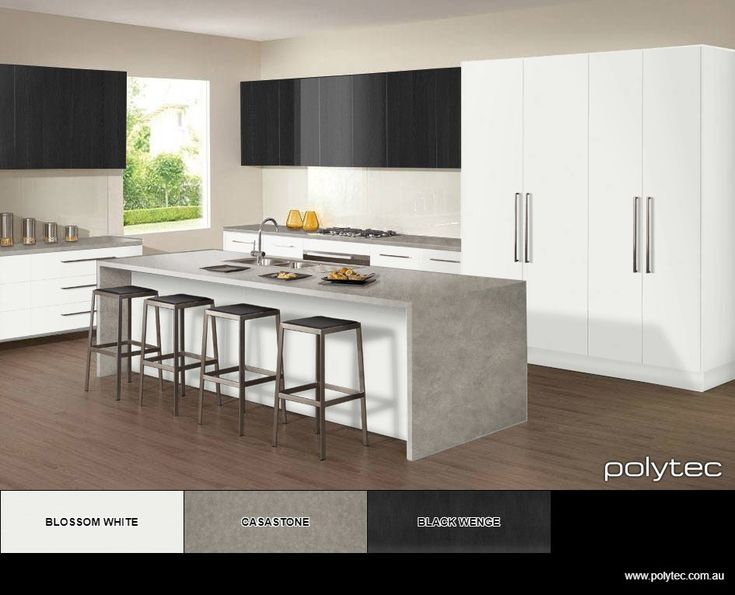 Design your own colour schemes for kitchens and wardrobes - Design your own kitchen online free ...