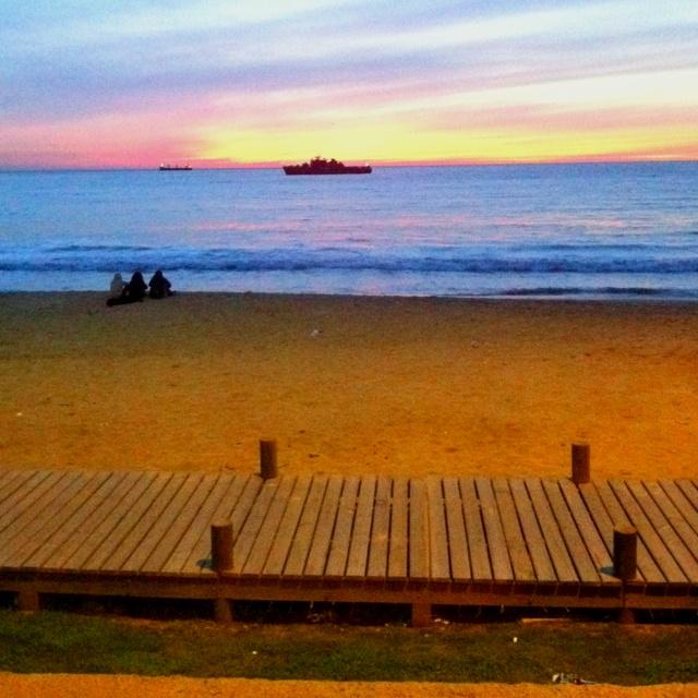 Sunset @ Viña del Mar