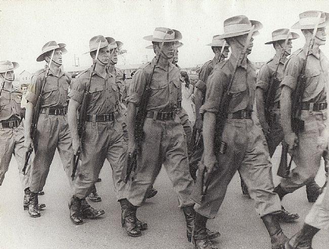 National Service Conscription - Australia...