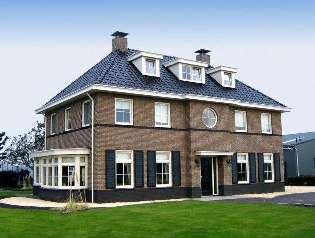 Karaktervolle hoogbouwwoning selekthuis adviseert u graag huizen pinterest interiors and - Modern stijl huis ...