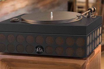 soundsystem high-end hifi plattenspieler lautsprecher schallplatte wireless