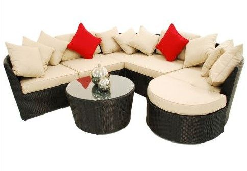 Jinhua Sigma trade assurance cheap modern french style resin wicker furniture