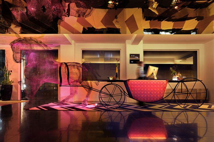 Hotel Adelphi / Hachem