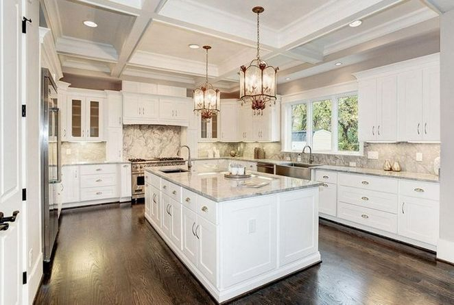 93 Small Kitchen Layout U Shape Floor Plans Help Onbudgethome Com Luxury Kitchen Design Layout Kitchen Designs Layout Kitchen Layout