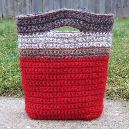 Crochet Bags And Totes : Crochet tote Crochet - Bags of all kinds Pinterest