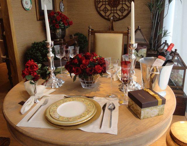 decoracao-de-mesa-de-jantar-romantico