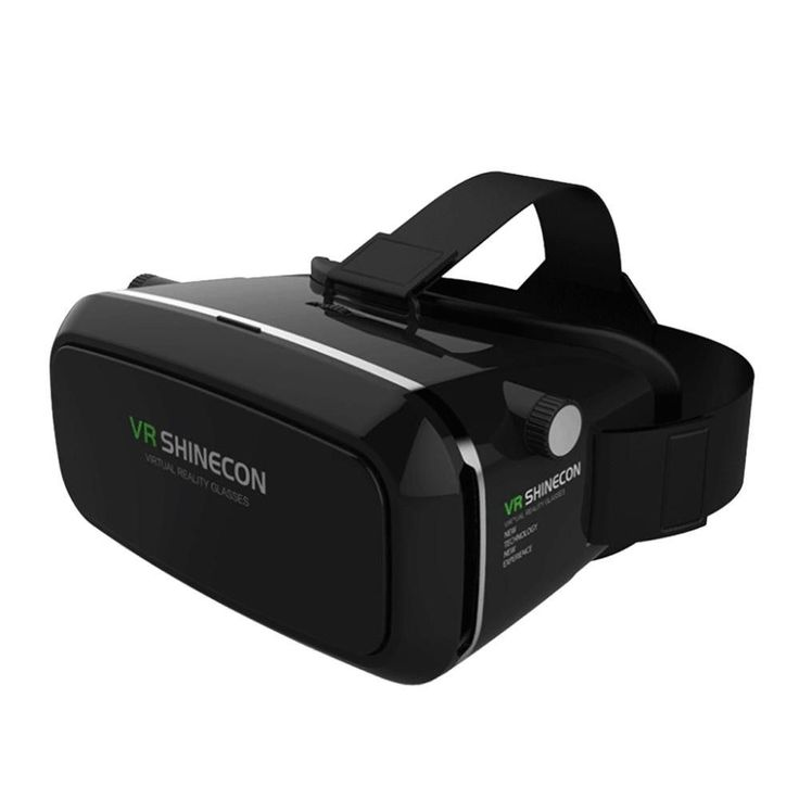 Pro Google Cardboard 3D VR Box Virtual Reality Glasses Movies Games for 3.5 ~ 6 Inch Smartphone