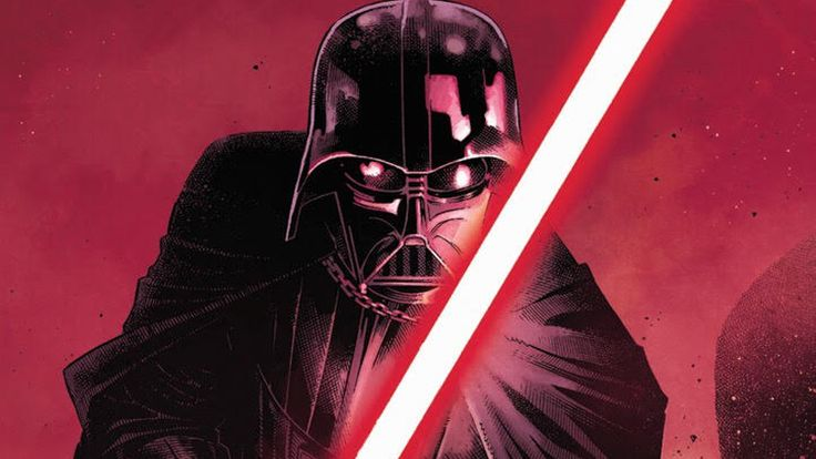 Think Batman: Year One, but with more heavy breathing and red lightsaber action.