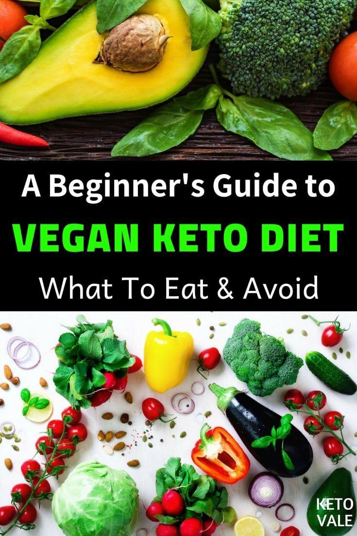 Vegan Ketogenic Diet Plan What To Eat and Avoid Vegan