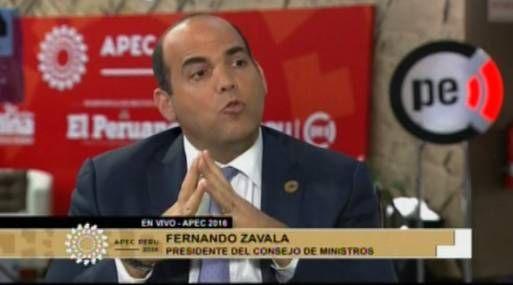 Fernando Zavala: Adelantaremos para el 2017 los proyectos que tiene ProInversión