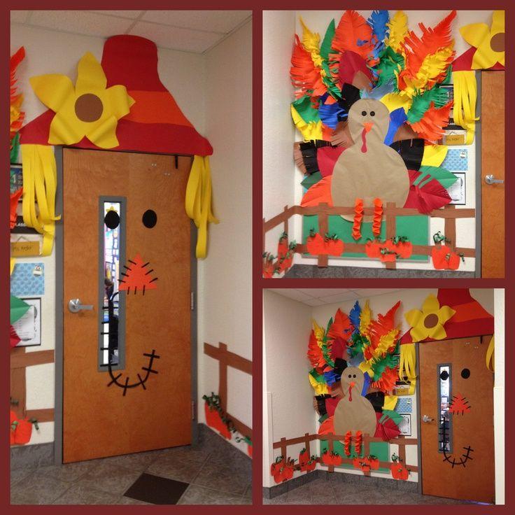 Preschool Thanksgiving Classroom Decorations ~ Best bulletin boards ideas for preschool images on