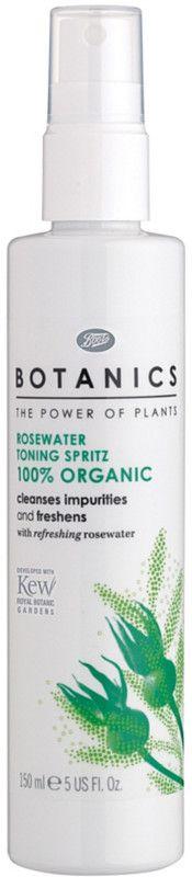 Boots Botanics Organic Rosewater Toning Spritz | Ulta Beauty