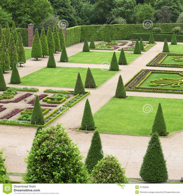18 best reference topiary images on pinterest for Formal garden