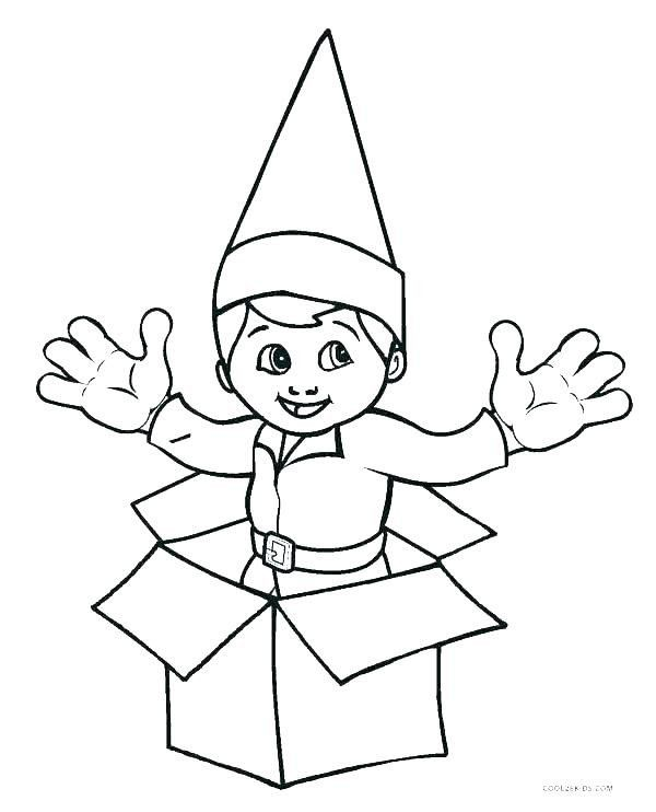 Elf On The Shelf Coloring Elf The Shelf Coloring Page Pages Verpa Home Des In 2020 Printable Christmas Coloring Pages Christmas Coloring Pages Printable Coloring Pages