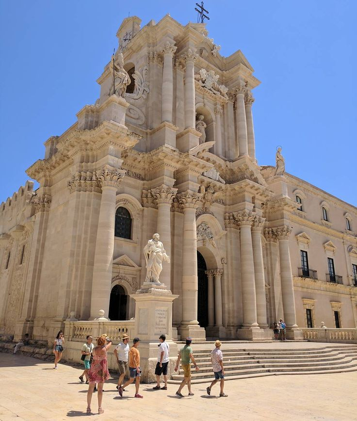 #siracusa war eindrucksvoll #sizilien #sicilia #urlaub