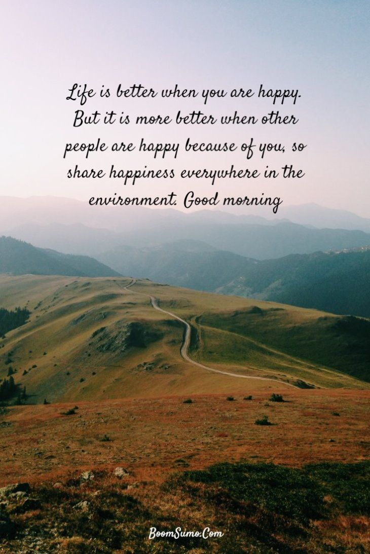 Hi Good Morning Quotes: 147 Beautiful Good Morning Quotes Sayings About Life 100