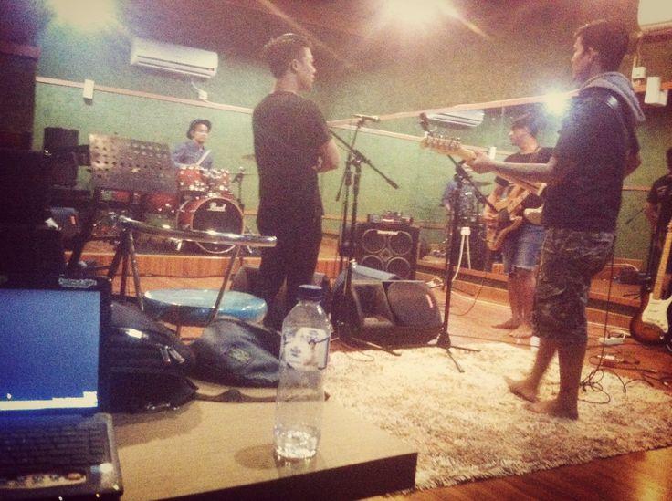 S.A.B.E.B on Studio! - RintopStudio ...