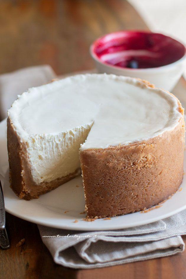New York Cheesecake: Ricetta originale americana (Cheesecake classica)