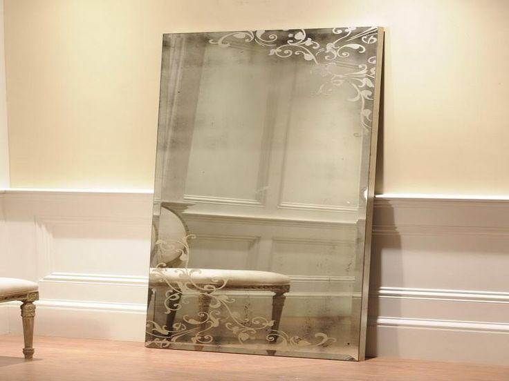 Beautiful Contemporary Floor Mirrors