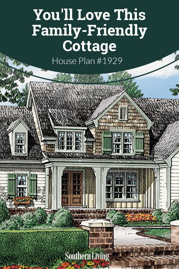 Why We Love Southern Living House Plan 1929 Southern Living House Plans Southern House Plans Southern Living House Plans Farmhouse