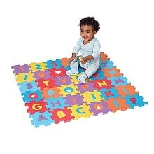 Bruin - Alphabet & Numbers Foam Puzzle Mat Website Price:      $11.87
