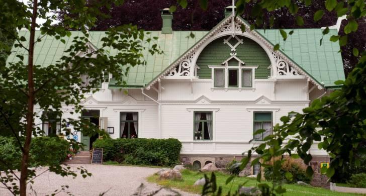Villa Sjötorp, Ljungskile