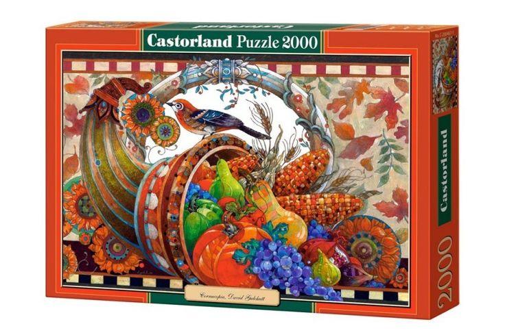 Puzzle 2000 piese Cornucopia David Galchut 200467
