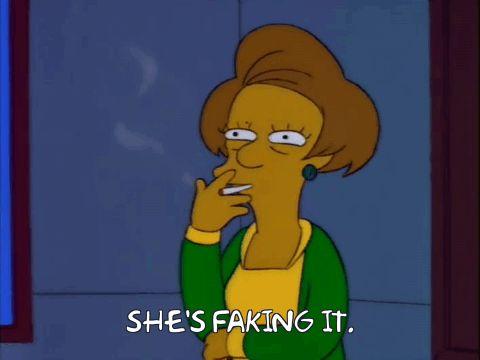 Community Post: 17 Mrs. Krabappel Moments That'll Make You Laugh Harder Than You…