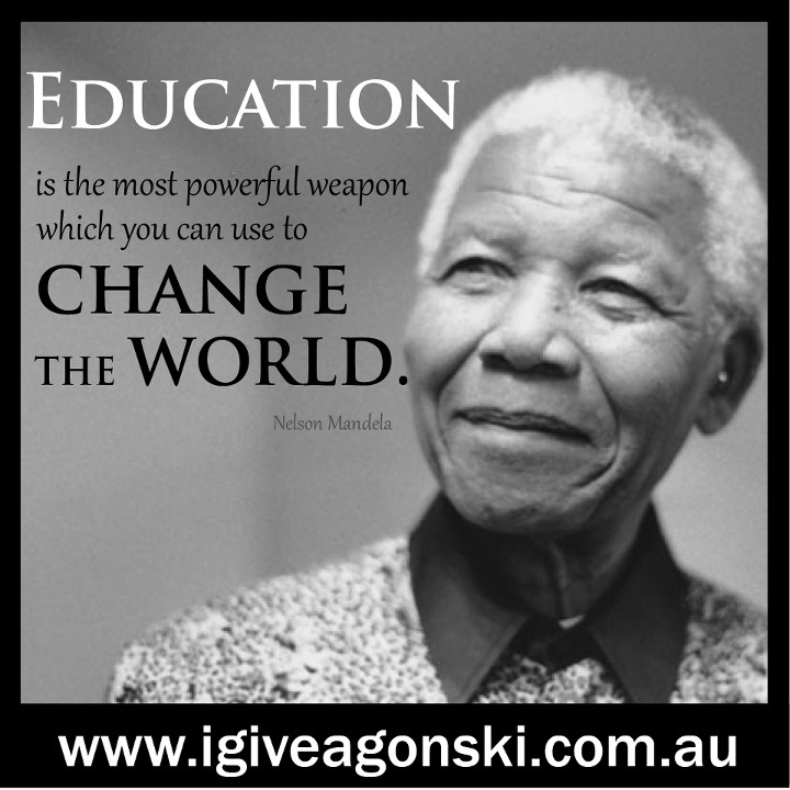 Nelson Mandela Quotes On Change