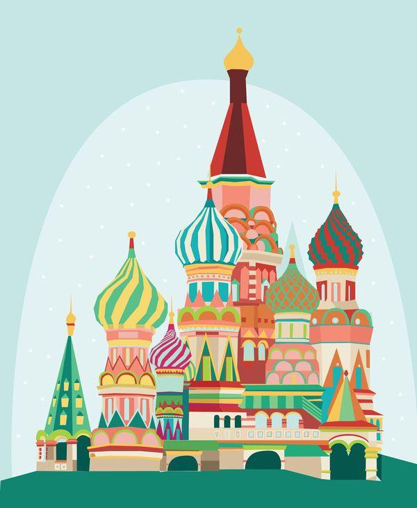 Rusia by Verónica De Fazio