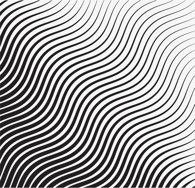 Ripple Lines Line Patterns Free Png Transparent Background