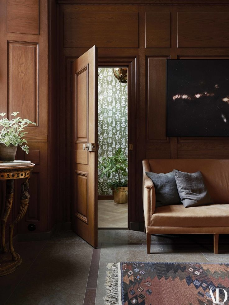 See More of this Ilse Crawford-Designed Home in Stockholm