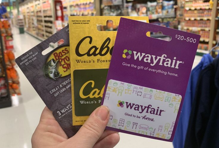 Shoprite shoppers all gift cards included deal 10 in