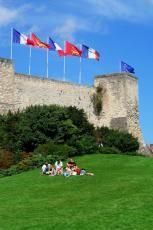 Château Ducal | Office de Tourisme de Caen - Tourisme Caen, Plages du débarquement, Plages débarquement Normandie, Débarquement Normandie, Circuit plages du débarquement, Débarquement Caen, Patrimoine Caen, Tourisme Normandie, Hôtel Caen, Hébergement Caen