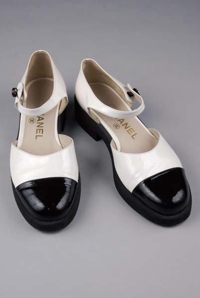 Chanel Baby Doll shoes circa 1980 Shoes