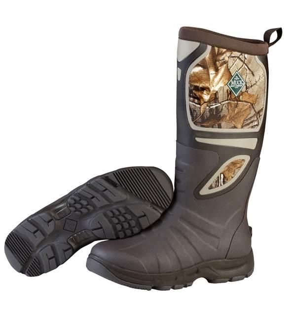 Muck Pursuit Shadow Pull-On Hunting Boot in Realtree Xtra