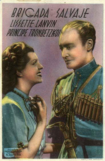 "Brigada salvaje (1939) ""La brigade sauvage"" de Marcel L'Herbier, Jean Dréville - tt0129798"