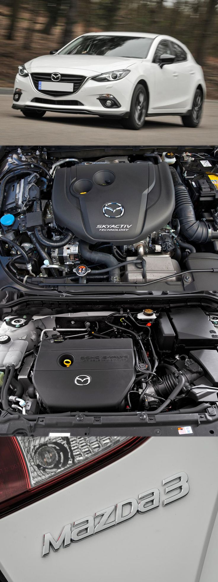 Mazda 3 Sport Black has 2.0-litre Skyactiv-G Petrol Engine For more details: https://www.enginetrust.co.uk/series/mazda/3/engines