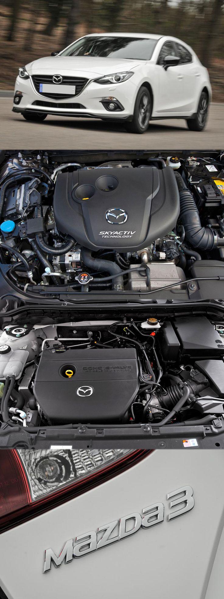 Mazda 3 Sport Black has 2.0-litre Skyactiv-G Petrol Engine For more details: https://www.enginetrust.co.uk/series/mazda/3/engines