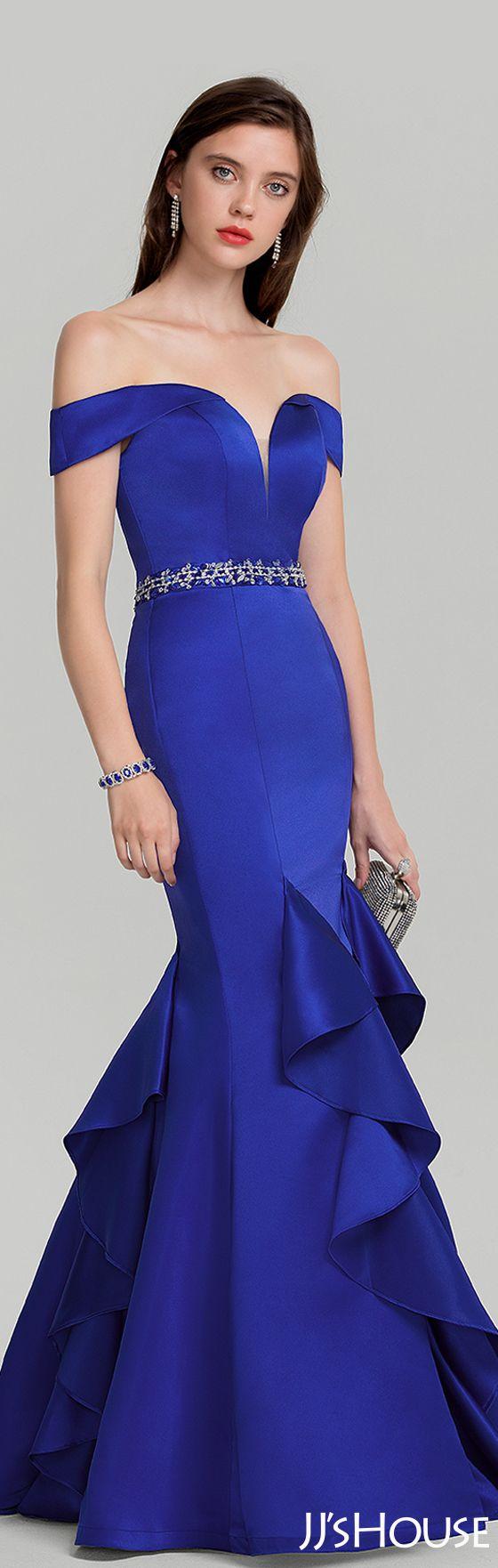 Mejores 71 imágenes de Vestido Azul en Pinterest | Vestidos bonitos ...