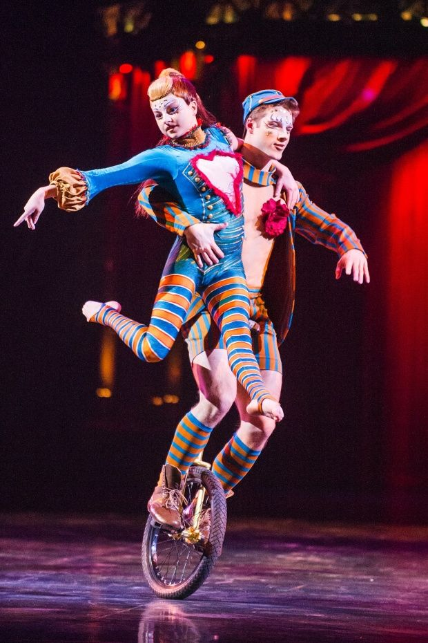 Kooza: Cirque du Soleil clown around at the Royal Albert Hall – in pictures