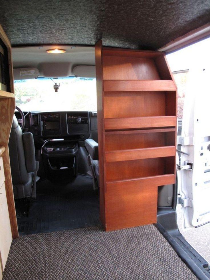 50 Full DIY Camper Van Conversions You Must Try (12)
