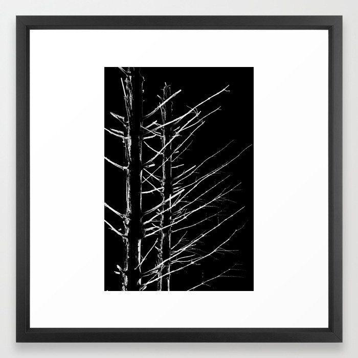 Deep Dark Woods Framed Art Print By Karen Stahlros Artforsale Wallart Framedprints Homedecor Officede Framed Art Prints Dark Wood Frames Wall Art For Sale