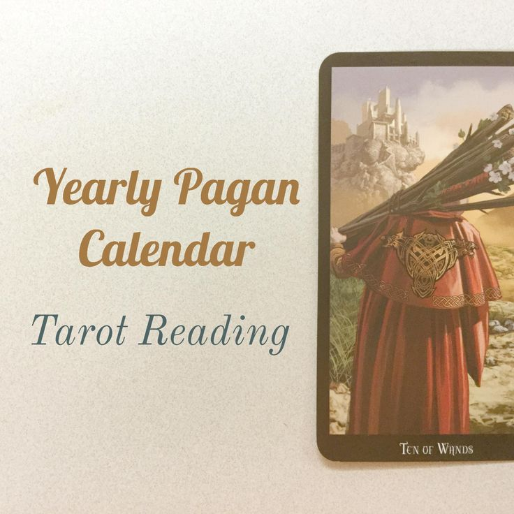 It's never too late to know what the year has in store for you; order a Pagan Calendar Reading today!  https://www.etsy.com/listing/486889590/yearly-pagan-calendar-tarot-reading?utm_campaign=crowdfire&utm_content=crowdfire&utm_medium=social&utm_source=pinterest