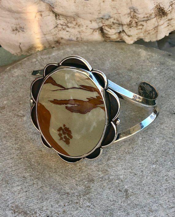Photo Jasper 925 Argent sterling Boucles d/'oreilles Bijoux pije 121